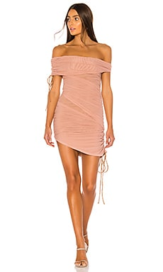 Phoenix Mini Dress MAJORELLE $168