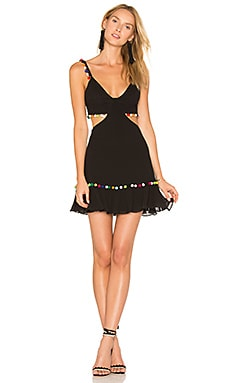 Capsize Dress in Black