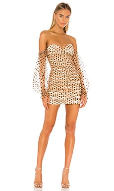 Secrets Dress MAJORELLE $198 BEST SELLER