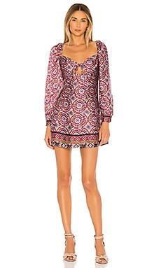 Rhiannon Mini Dress MAJORELLE $198