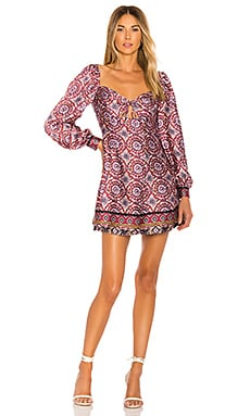 Rhiannon Mini Dress MAJORELLE $198