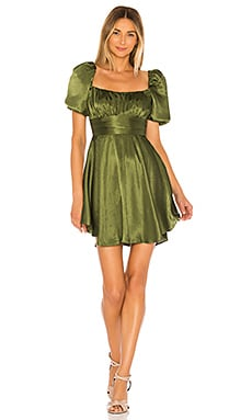 Tiana Dress MAJORELLE $178