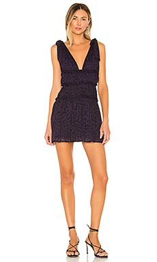 Emmalyn Mini Dress MAJORELLE $198 NEW ARRIVAL