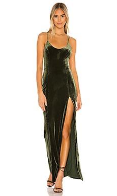 Fantasia Maxi Dress MAJORELLE $198