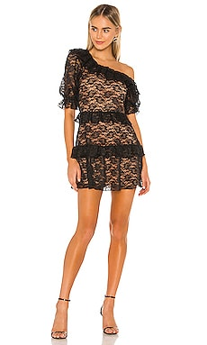 Hockley Mini Dress MAJORELLE $195 NEW ARRIVAL