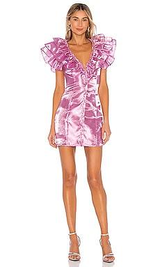 Oaklyn Mini Dress MAJORELLE $188 NEW ARRIVAL