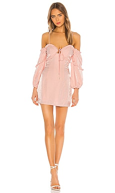 Tempest Mini Dress MAJORELLE $218 NEW ARRIVAL