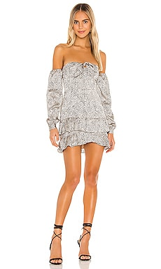 Lyria Dress MAJORELLE $168