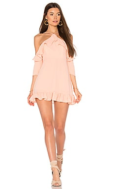 x REVOLVE Valley Dress in Blush