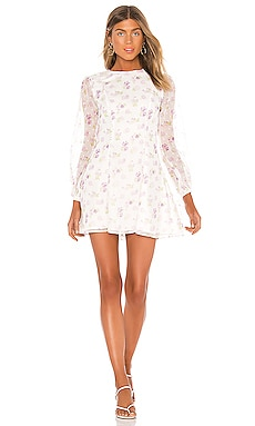 Aspen Mini Dress MAJORELLE $175