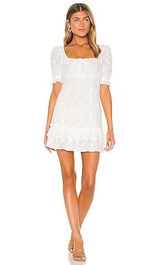 Brio Mini Dress MAJORELLE $228