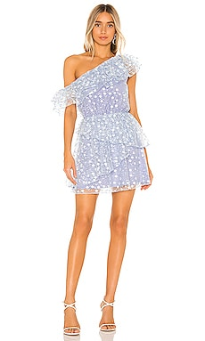 Twain Mini Dress MAJORELLE $228 NEW ARRIVAL