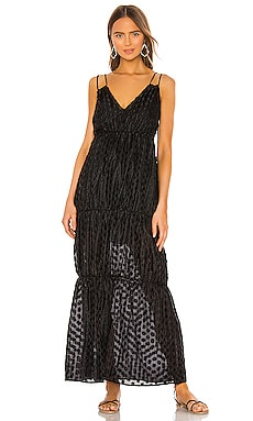 Yates Maxi Dress MAJORELLE $238 NEW ARRIVAL