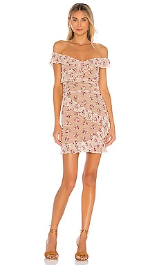 Bandit Dress MAJORELLE $198