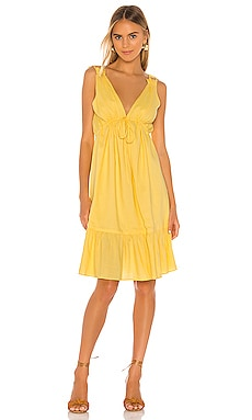 Esther Midi Dress MAJORELLE $183