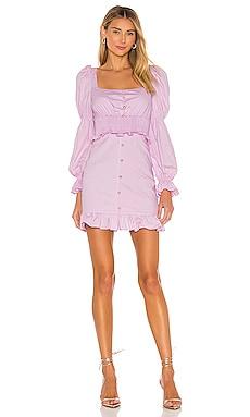 Lomita Mini Dress MAJORELLE $119