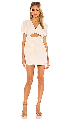 Powell Mini Dress MAJORELLE $160