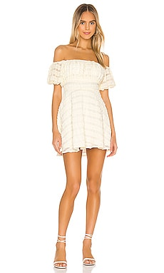 Curtis Mini Dress MAJORELLE $186
