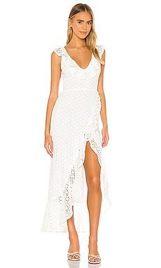 ROBE RUN WILD MAJORELLE $228