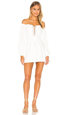 Hillhurst Mini Dress MAJORELLE $188