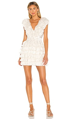 Theodore Mini Dress MAJORELLE $165
