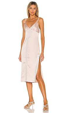 Maren Dress MAJORELLE $154