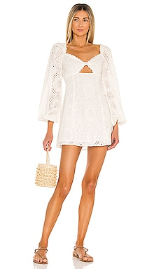 Lizzy Mini Dress MAJORELLE $188