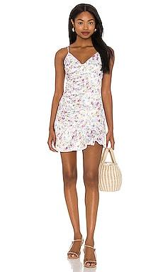 Melville Mini Dress MAJORELLE $178