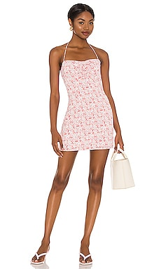 Lexi Mini Dress MAJORELLE $128