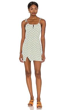 Tina Mini Dress MAJORELLE $90