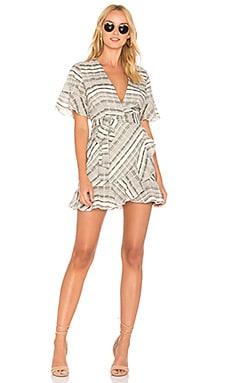X REVOLVE Portia Dress