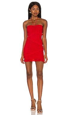 Kaylee Mini Dress MAJORELLE $188 BEST SELLER