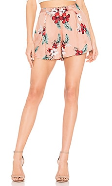 SHORT HUNTER MAJORELLE $45 (SOLDES ULTIMES)
