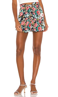 JUPE-SHORT HOWELL MAJORELLE $46 (SOLDES ULTIMES)