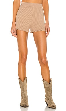 Noelle Knit Shorts MAJORELLE $148
