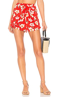 Dominique Shorts MAJORELLE $54