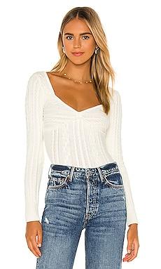 Fallone Sweater MAJORELLE $118 NEW