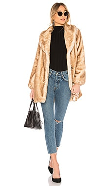 Brinley Faux Fur Coat