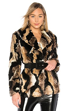 Colton Coat MAJORELLE $268