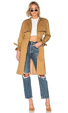 Marieta Coat MAJORELLE $88