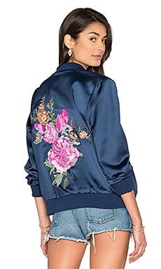 x REVOLVE Rose Bowl Jacket