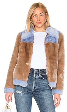 North Jacket MAJORELLE $57 (FINAL SALE)