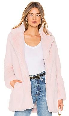 Amora Coat MAJORELLE $248