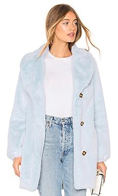 Brinley Coat MAJORELLE $155