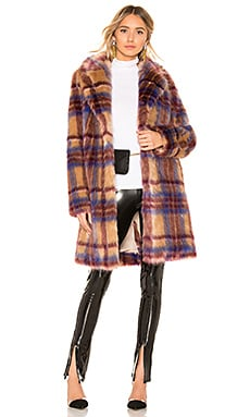 Fifi Coat MAJORELLE $68 (FINAL SALE)