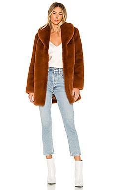 Tatiana Coat MAJORELLE $278 NEW ARRIVAL