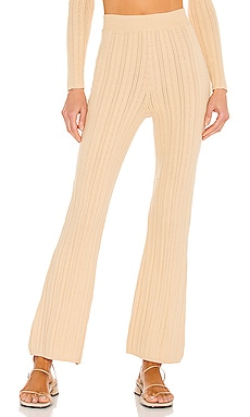 Sahara Knit Pant MAJORELLE $125