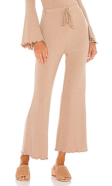 Cropped Flare Pant MAJORELLE $128 NEW