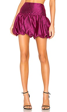 Elena Mini Skirt MAJORELLE $178