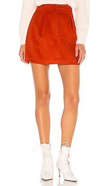 Judy Mini Skirt MAJORELLE $96